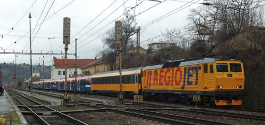 RegioJet VT643 Talent
