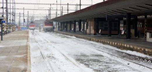 Zeleznicna stanica Kosice