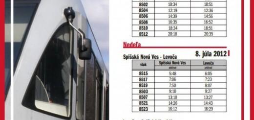 Marianska put 2012 - Levoca