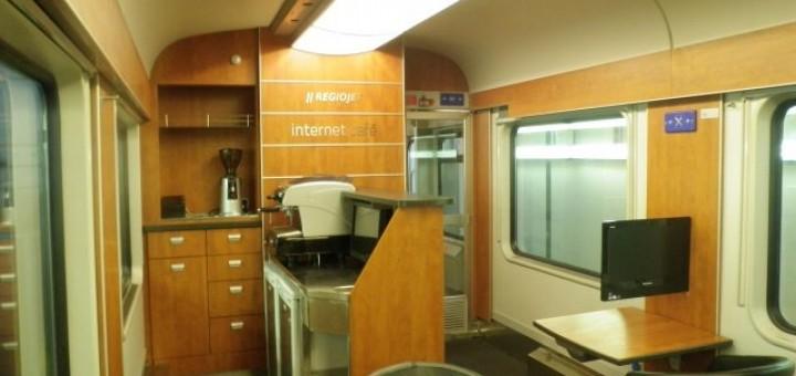RegioJet internetova kaviaren