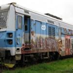Aj toto je zeleznica - prototyp jednotky 470.003 a 004