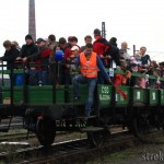 Jazda lokomotívy BN 60