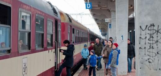Záujem cestujúcich